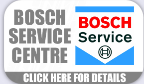 Approved BOSCH Service Centre Details